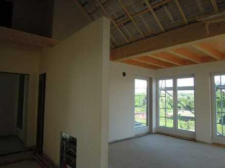 Erstbezug mit Balkon: freundliche 3-Zimmer-Dachgeschosswohnung in Riedlingen
