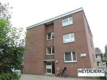 Donnerschwee -Donnerschweer Straße: 2 Zimmer-Wohnung mit Balkon