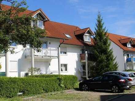 Helle und ruhige 2-Zimmer Dachgeschoss-Wohnung in Pfullendorf