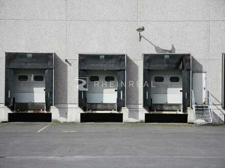 provisionsfrei - preisgünstiges Logistikareal mit zeitgemäßer Ausstattung