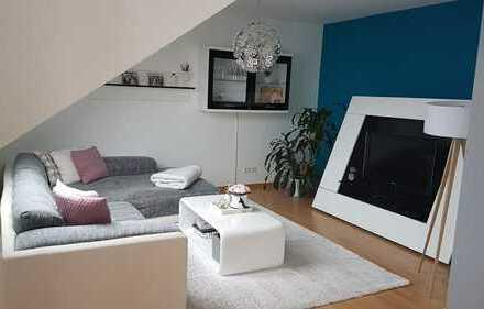 Hochwertige 4-Zimmer-Wohnung mit Balkon in Mandelbachtal