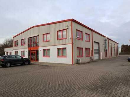 Vielseitige Produktions- und Lagerflächen in Osterweddingen