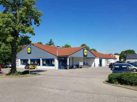 Attraktiver Stand-Alone Markt in begehrter Lage in Königslutter