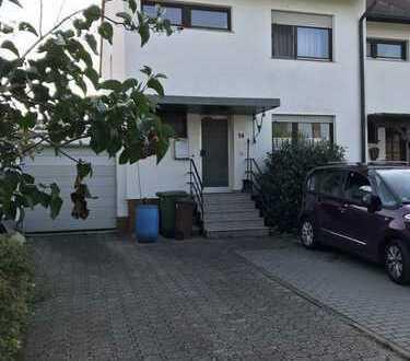 Geräumiges Reihenendhaus mit sonnigem Garten in Germersheim