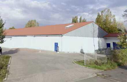 Verkauf unter Bodenrichtwertpreis!!! Werkstatt mit Ausbaupotential in Charlottenburg/Nord