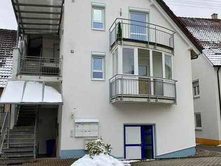 Helle 3 Zimmer Dachgeschosswohnung in Nusplingen