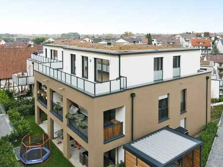 Lichtdurchflutete 4-Zimmer Penthouse-Wohnung mit ca. 120 m²