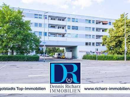 Lukrative 1-Zi-Whg als Kapitalanlage oder zur Eigennutzung in Ingolstadt Nord-Ost!