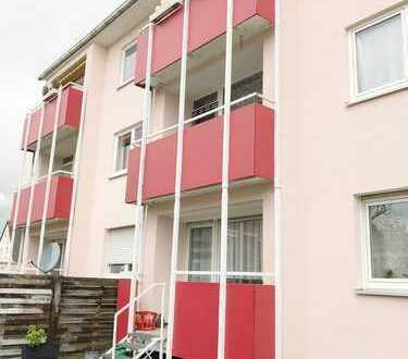 Schöne helle 3-ZKB Wohnung im 2. OG (ohne Balkon)