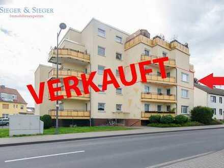 Provisionsfrei! 3-Zimmer ETW mit Balkon, Tiefgarage & Aufzug in Troisdorf Sieglar!
