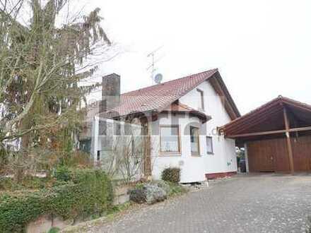 Großzügiges 5,5 Zimmer-Einfamilienhaus in Engen-Neuhausen
