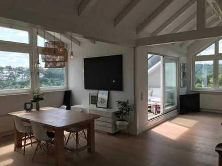 3 Zimmer Wohnung mit toller Aussicht in exklusiver Wohnlage