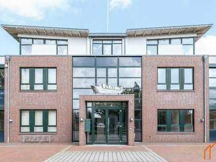 Fläche teilbar - repräsentatives Büro mit direkter Hafenlage im Zentrum von Leer!