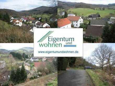 Spektakuläres Hanggrundstück - Nur für Liebhaber interessant! In Zotzenbach
