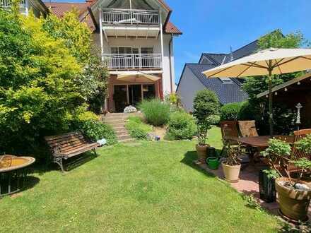 Maximale Lebensqualität in Krombach, 3-Zi m. Terrasse und Garten