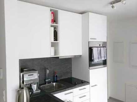 Neuwertige KfW55 2-Zimmer-EG-Wohnung mit Garten in Ingolstadt-Mailing