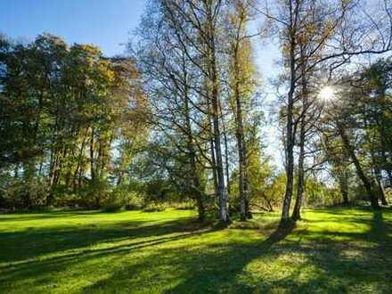 Außergewöhnliches Grundstück - Der Herrenbergpark in Isny im Allgäu