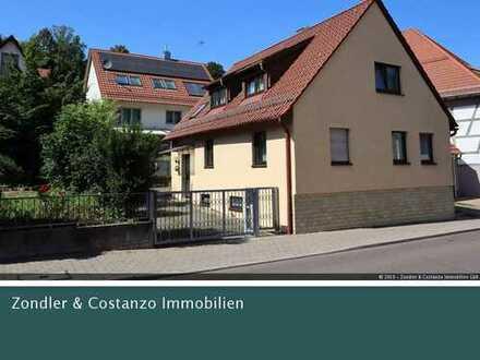 EFH in S-Rohracker * ca. 112 qm Wfl. * ca. 83 qm Nfl. + Erweiterungspotential * große Garage *