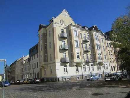 PROVISIONSFREI - 2-Zimmer-Eigentumswohnung in Zentrumsnähe von Plauen
