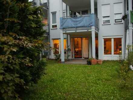 Erdgeschosswohnung mit Terrasse und Garten, Ottmarsheim