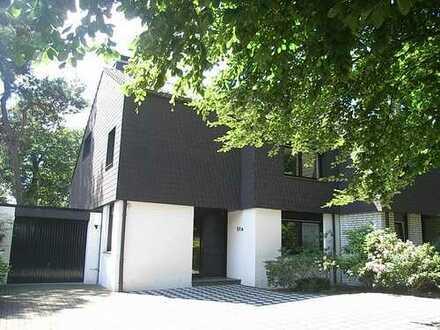 Einfamilienhaus - moderne Splitlevelarchitektur - zur Vermietung in Dorsten