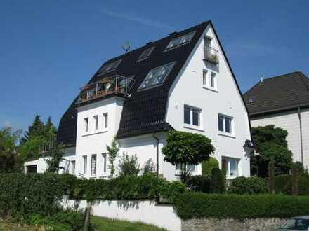 wunderschöne Maisonette-Wohnung mit herrlichem Ausblick und individuellem Charme