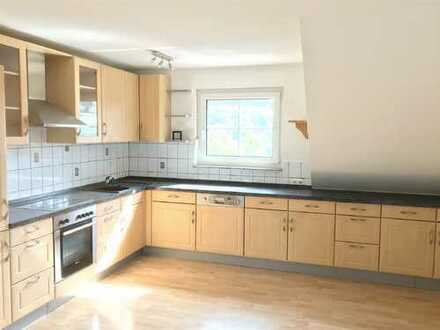 4-Zimmer-Wohnung mit viel Stauraum in Steinau- OT Ürzell