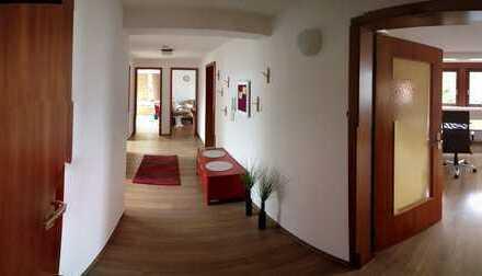 Schöne,helle 3 Zimmer-Wohnung für 2-er WG möbiliert, auf Youtube ansehen