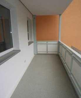 Barrierefreie Wohnung mit riesengroßem Südbalkon!!