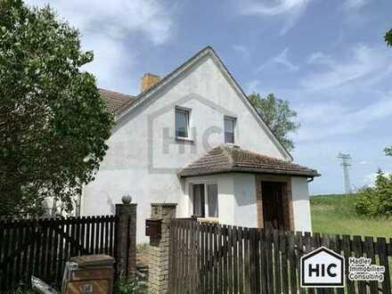 [HIC] Großes Grundstück mit Haus - für Handwerker in Liepen!