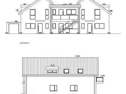 Hochwertige 2 Zimmer EG-Neubauwohnung im Zentrum von Brüggen und doch in der Natur