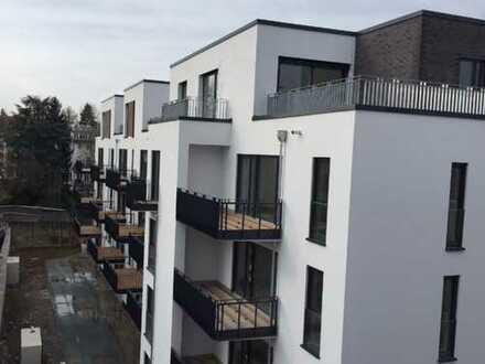 hochwertige 2-Zimmerwohnung in bester Lage mit Südbalkon TG-Stellplatz u. EBK