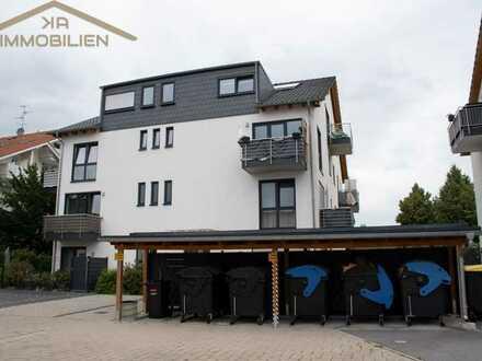 Gepflegte 4-Zimmerwohnung mit zwei Balkone im schönen Worms