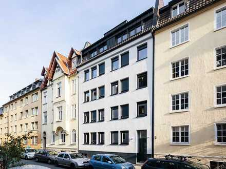 ERSTBEZUG: Gartenwohnung am Zumsandeplatz