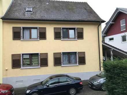 Zweifamilienhaus mit Blick auf die Enz, und Atelier