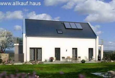 2 Familien planen-Zwei Etagen bieten reichlich Platz für individuelle Wohnträume