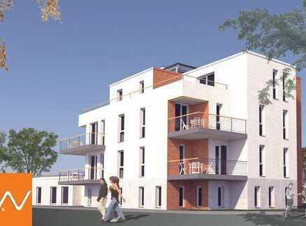 Innenstadtnahes Wohnen am Bürgerpark in Hardegsen / KfW 55 - Neubau-Eigentumswohnung Nr. II/3