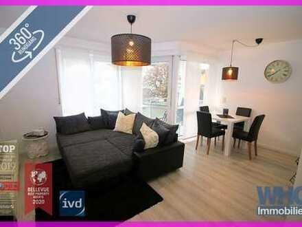 Gepflegte 2-Zimmer-Wohnung mit Pkw-Stellplatz in Benningen