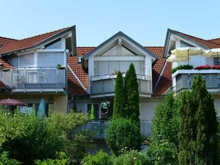 3 1/2 Zimmer Wohnung mit außergewöhnlicher Architektur und Bulthauptküche, 2 Granitbäder und Parkett