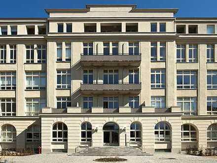 Modernes Wohnen in Pankow - In der alten Zigarettenfabrik-