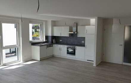 Erstbezug: 3-Zimmer-Wohnung mit Einbauküche und Balkon in Ebersbach an der Fils