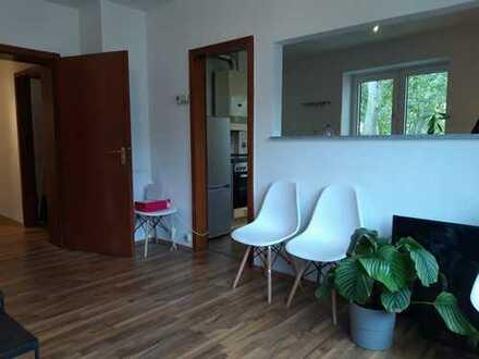 Schöne 2,5 Zimmer Wohnung, perfekt für junge Paare und Studenten !