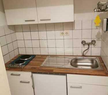 Stilvolle, gepflegte 1-Zimmer-Wohnung mit Balkon und EBK in Geislingen an der Steige