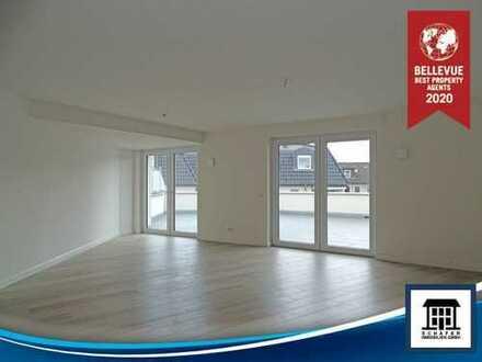 SENIORENGERECHT! Große Dachterrasse, Fußbodenheizung, Tiefgaragenstellplatz!!