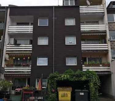 2 Zimmer Wohnung mit Balkon in Duisburg, WBS erforderlich!