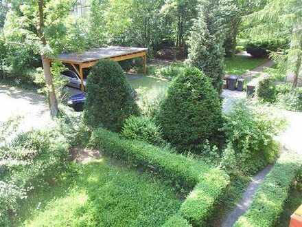 Ruhige, helle 2-Zimmer-WE mit Balkon direkt am Auenwald