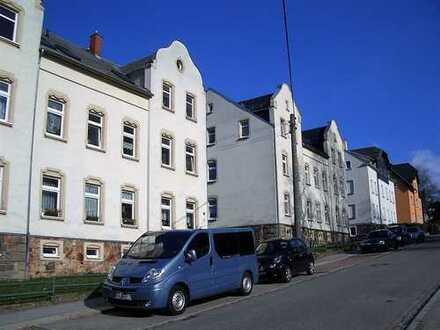 Ruhig wohnen unweit von Chemnitz! 2-Raum-Whg.mit Balkon in Hartmannsdorf