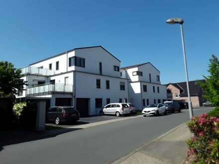Exclusives Penthouse mit einem großem Balkon und Garage im Zentrum von Sonsbeck