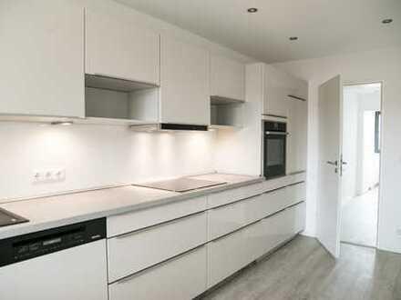 Erstbezug nach Sanierung: exklusive 2-Zimmer-Wohnung mit EBK und Balkon in Aachen