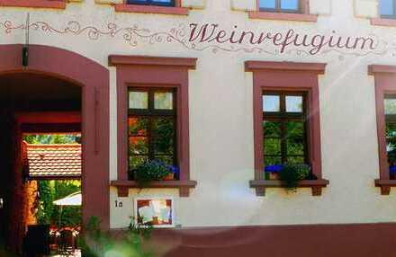 Weinrefugium - Gutsrestaurant sucht Nachpächter